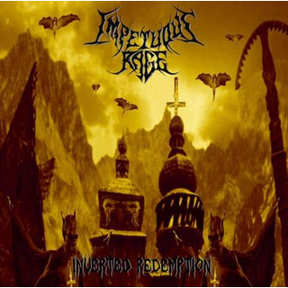 IMPETUOUS RAGE - Inverted Redemption (CD)