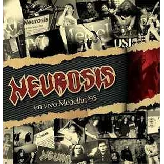 NEUROSIS - Live In Medellin 95 (CD)