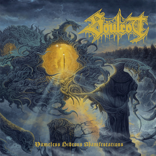 SOULROT - Nameless Hideous Manifestations (12 LP)