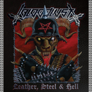 BLOODLUST - Leather, Steel & Hell (CD)