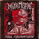 MAJOR MISTAKE - Foul Fundations (CD)