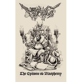 TYRANOS - The Epitome Ov Blasphemy (MC)