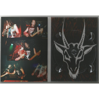 NUNSLAUGHTER - Live in Clifton New Jersey (A5 Digipak CD)