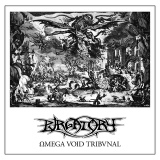 PURGATORY - Omega Void Tribunal (Digipak CD)