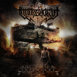THUNDERKRAFT - Totentanz (CD)