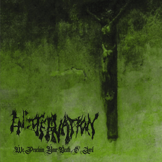 ENCOFFINATION - We Proclaim Your Death O Lord (CD)
