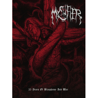 MYSTIFIER - 25 Years Of Blasphemy And War (Digipak A5 CD)