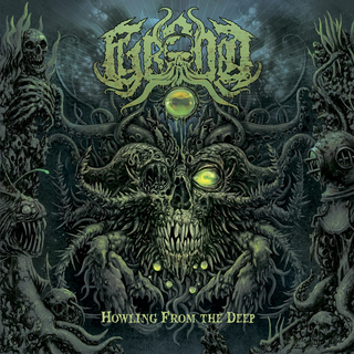 GROND - Howling From The Deep (CD)