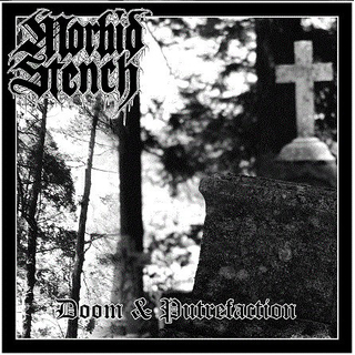 MORBID STENCH - Doom & Putrefaction (CD)