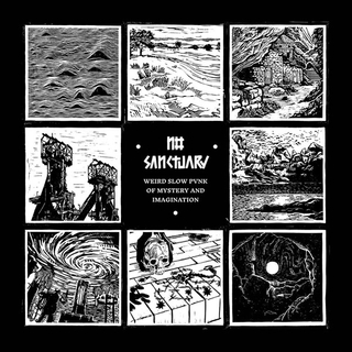 NO SANCTUARY - Weird Slow Pvnk of Mystery and Imagination (12 LP)