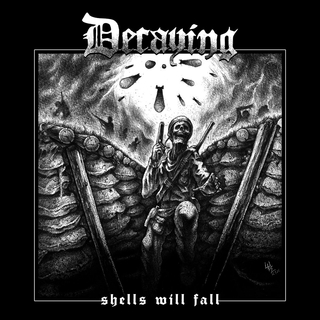 DECAYING - Shells Will Fall (12 LP)