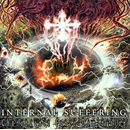 INTERNAL SUFFERING - Choronzonic Force Domination (CD)
