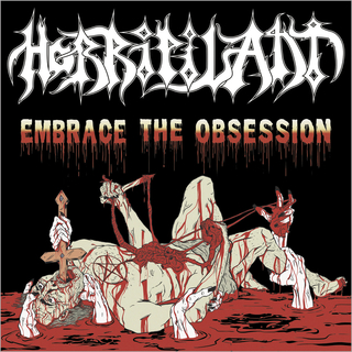 HORRIPILANT - Embrace The Obsession (MCD)