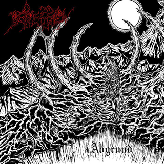 ERODED / DEPRESSION - Stronghold of the Desecrator / Abgrund (7 Split EP)