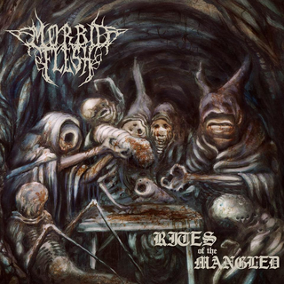 MORBID FLESH - Rites Of The Mangled (CD)