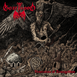 GOATBLOOD - Veneration Of Armageddon (CD)