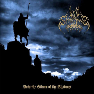 LOST IN THE SHADOWS - Into The Silence Of The Shadows (CD)