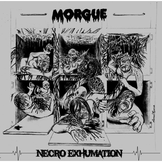 MORGUE - Necro Exhumation (CD)