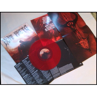 BODE PRETO - Inverted Blood (12 LP)