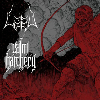 CALM HATCHERY / LAGO - split (7EP)