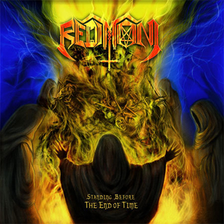 REDIMONI - Standing Before The End Of Time (CD)