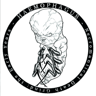 HAEMOPHAGUS - Necromantical Death Grind: the Early Years (CD)