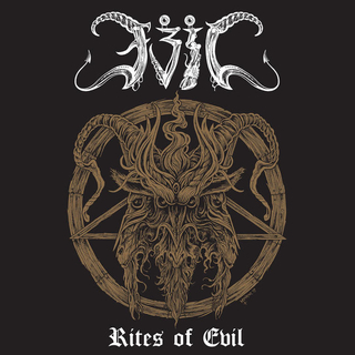 EVIL - Rites Of Evil (CD)