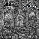 MORBID STENCH / NECROGOD - The Bifid Tongue Of Doom and...