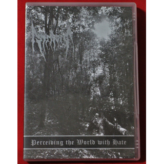 STRIBORG - Perceiving The World With Hate (CD)