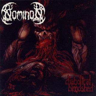 NOMINON - Diabolical Bloodshed (CD)