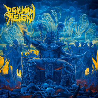 DEHUMAN REIGN - Descending Upon The Oblivious (CD)