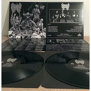 MORBID MESSIAH - Demoniac Paroxysm (12 LP) black