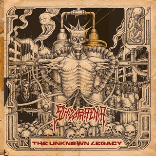 SCHIZOPHRENIA - The Unknown Legacy (CD)