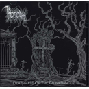 THRONEUM - Deathmass of the Gravedancer (CD)