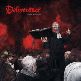 DELIVERANCE - Relentless Grace (CD)