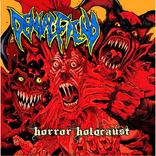 DENIAL FIEND - Horror Holocaust (CD)