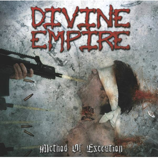 DIVINE EMPIRE - Method Of Execution (CD)