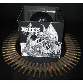INSULTERS - We Are The Plague (7 sized Digipack CD)