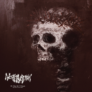 ENCOFFINATION - III - Hear Me, O Death (CD)